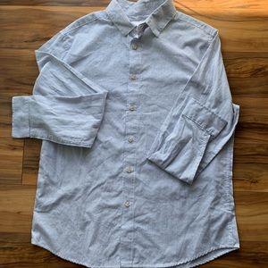 Target Men's buttoned down dress shirt L